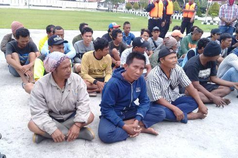 Detik-detik Pembantaian di KM Mina Sejati, Dilakukan Saat ABK Tidur