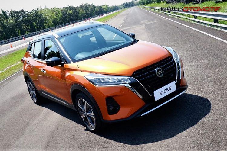 Desain Nissan Kicks e-Power