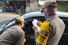 Viral Video Kena Sanksi Turunkan Masker Saat Berkendara, Ini Aturannya