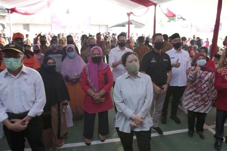 Kemensos Bagikan 508.077 BST ke Banten, Daerah dengan Banyak Pekerja Dirumahkan