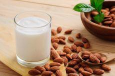 Susu Almond dan Susu Oat, Mana yang Lebih Baik?