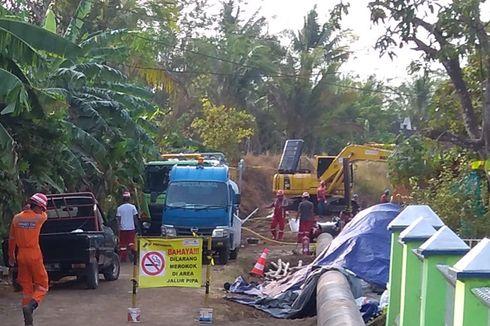 Pipa Pertamina Bocor, Pemulihan Tanah Tercemar Solar Ditarget Rampung Minggu Depan