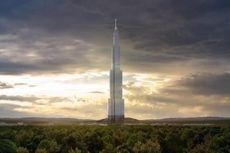Sanggupkah China Bangun Menara Tertinggi di Dunia?