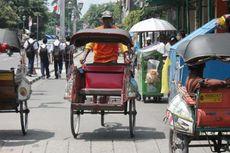 Becak Yogyakarta yang Selalu Dirindu...