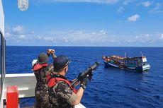 KKP Tangkap 5 Kapal Maling Ikan dan Bebaskan 29 Nelayan RI