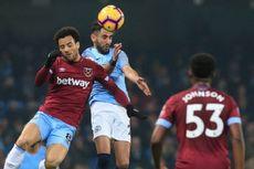 7 Statistik Menarik dari Laga Liga Inggris, Man City Vs West Ham