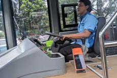 BRT Kota Tangerang Mulai Gunakan Pembayaran Non-tunai