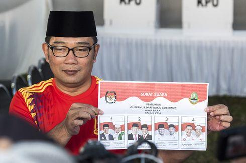Kemenangannya Terancam, Ridwan Kamil Tak Khawatir