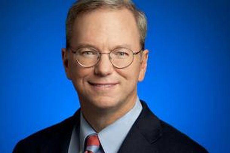 Eric Schmidt, Chairman Google