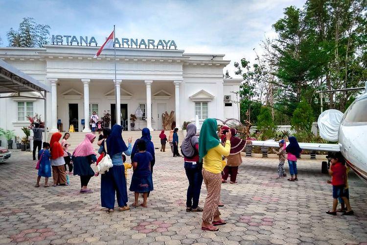 Tempat wisata di Wonogiri - Istana Parnaraya.
