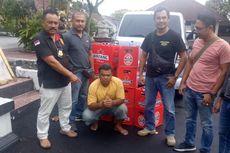Curi 12 Krat Bir di Siang Bolong, Pria di Ubud Ditangkap