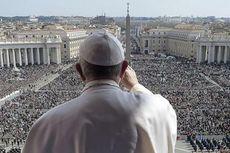 Paus Fransiskus Kecam Perlakuan Buruk terhadap Etnis Rohingya