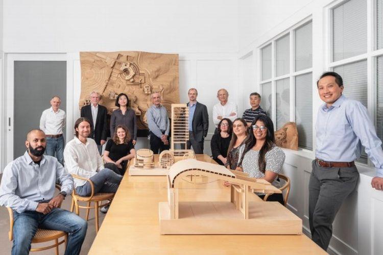 Tiga arsitek ternama Amerika Serikat, Michael Palladino, Jim Crawford, dan Alex Wuo  baru saja mendirikan firma arsitek baru di Los Angeles, STUDIOpractice pada Senin (28/06/2021)