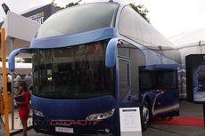 Ini Perusahaan Otobus yang Punya Karoseri Sendiri