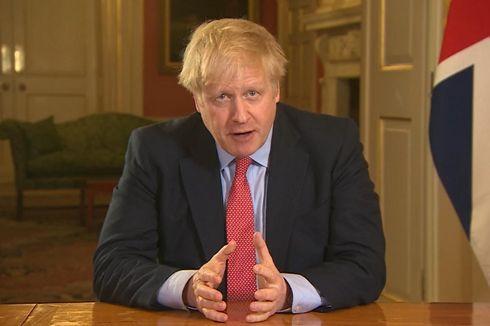 Meski Terinfeksi Virus Corona, PM Inggris Boris Johnson Tetap Bekerja Keras