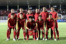 Klasemen Kualifikasi Piala Asia U-19 2020, Indonesia di Puncak