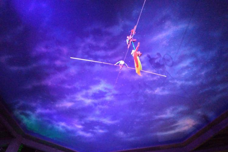 Sirkus 'Gravity' digelar 15 Desember 2018 hingga 1 Januari 2019 di Trans Studio Bandung (TSB). Acara ini akan dimainkan langsung oleh akrobatik internasional asal Rusia dan China.
