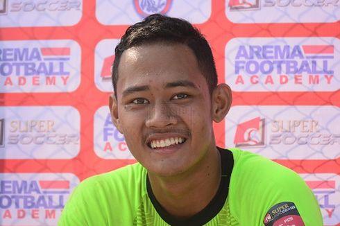 Kiper Persib U19 Tak Minder Berstatus Pemain Termuda di Timnas U22