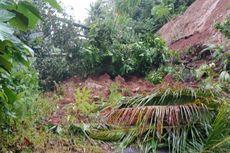 Cuaca Ekstrem di Sangihe, Rumah Warga dan Akses Jalan Tertutup Longsor