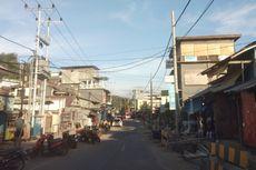 Tiang Listrik Hambat Proyek Jalan Kawasan Wisata Premium Labuan Bajo