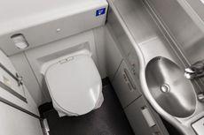 Jangan Sembarangan, Ini 10 Etika Menggunakan Toilet Pesawat