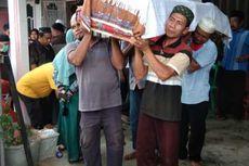 Meninggal karena Sakit, Napi Teroris Bom Sibolga Dimakamkan di Tapanuli Tengah