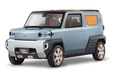 4 Mobil Unik Daihatsu Siap Dipamerkan, 1 Unit Mirip Jimny