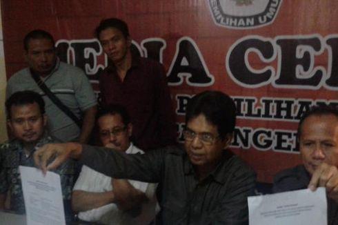 Pasangan Arief-Sachrudin Gagal Ikut Pemilukada Kota Tangerang
