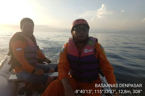 Warga Rusia Hilang di Perairan Nusa Penida Bali Saat Spearfishing