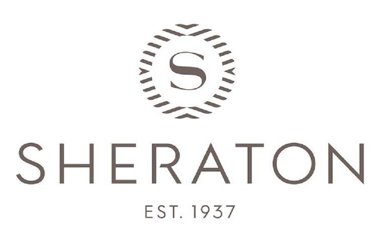 Logo baru Sheraton Hotel.