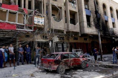 Dua Bom Mobil di Irak Incar Warga Syiah