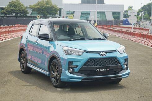 Kejar Produksi, Toyota Klaim Inden Raize Cuma 2 Bulanan