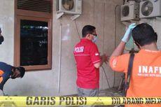 Pria di Makassar Tewas Penuh Luka Diduga Dibunuh Wanita dengan Pisau Dapur