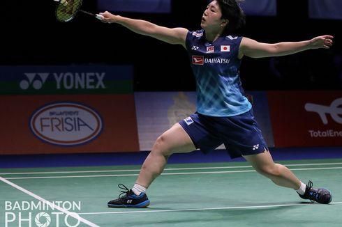 Final Piala Sudirman - Akane Bekuk Chen Yu Fei, Jepang Sama Kuat China