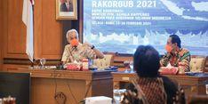 Di Hadapan Menteri PPN/Bappenas, Ganjar Usulkan 2 Program Prioritas