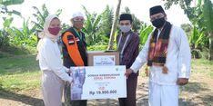 BMWCCI Gandeng Dompet Dhuafa Salurkan Bantuan Rp 19,95 Juta untuk Guru Ngaji