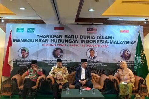 Cerita Menhan Malaysia Naik Pesawat Buatan RI ke Jakarta, Penerbangan Jadi Lebih Lama