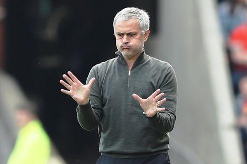Digosipkan ke Arsenal, Ini Syarat Jose Mourinho Mau Latih Klub