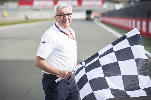 Rossi Jangan Sampai Putus Asa Jelang GP Malaysia
