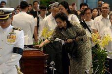 Megawati: Lee Kuan Yew adalah Mentor Saya