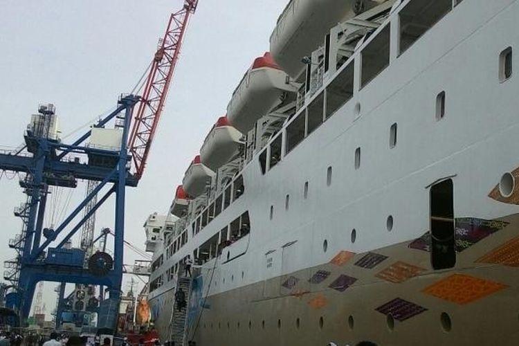 Ilustrasi: Kapal milik PT Pelni