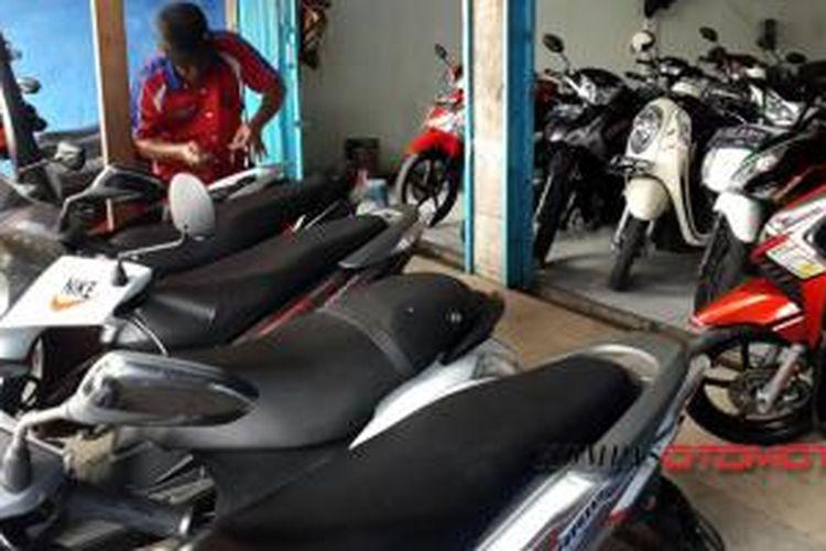 Langkah Aman Meminang Sepeda Motor Hasil Lelang