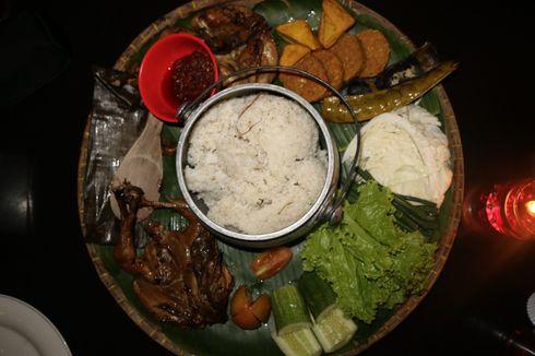 Resep Nasi Liwet Cumi Rice Cooker, Masak Singkat Sebelum Sarapan