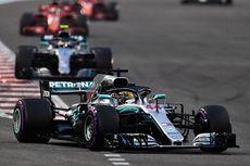 Kualifikasi F1 GP Jerman, Lewis Hamilton Start dari Posisi Terdepan