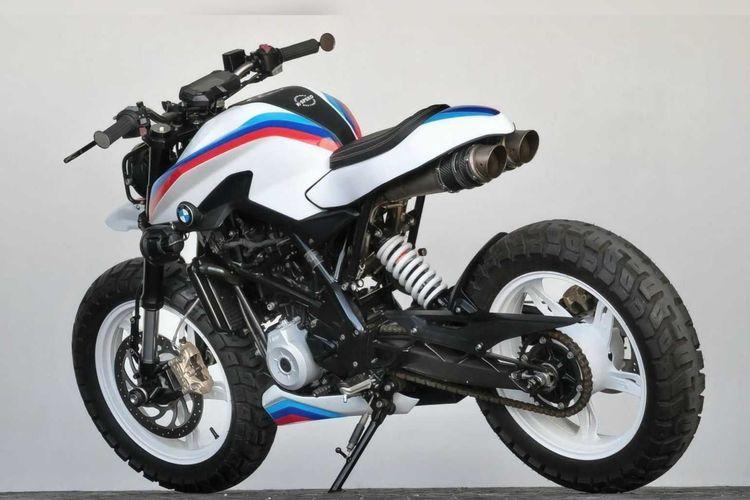 Modifikasi BMW G310R