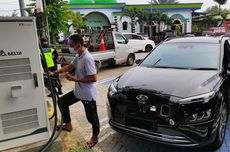 Punya Potensi, Jokowi Minta Industri Mobil Listrik Dipercepat