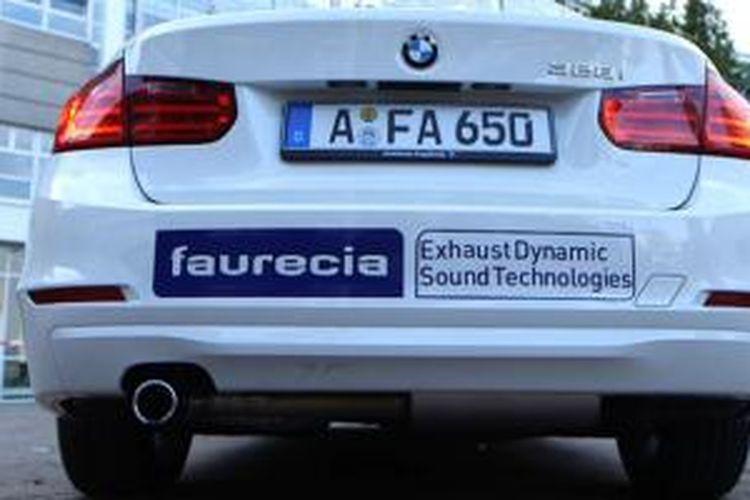 EDST didemokan pada BMW