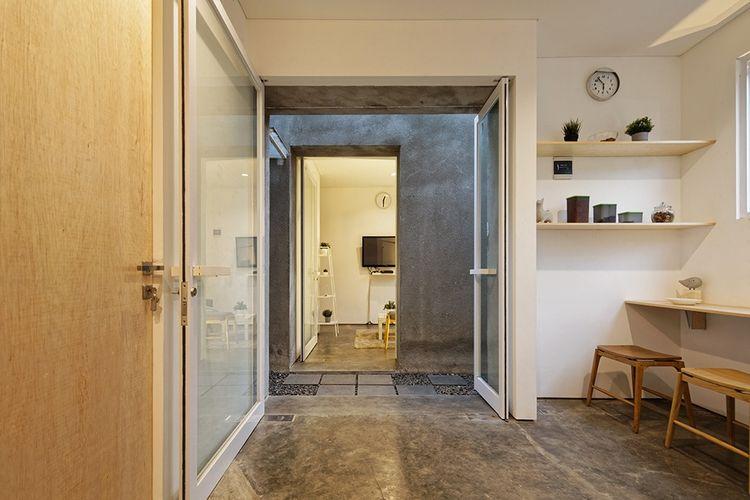 Karya DELUTION, The Twins, masuk final lima besar kategori Architecture + Small Living di ajang penghargaan Architizer Awards 2020.