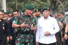 Menhan: Pembacok TNI hingga Tewas Menyaru Jadi Mahasiswa Papua