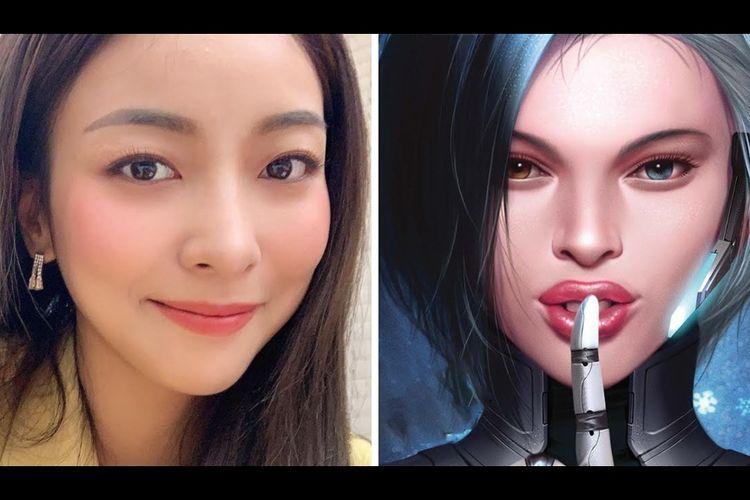 Luna f(X) dan karakter superhero Marvel, Luna Snow.